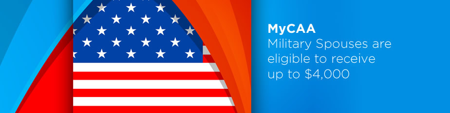 MyCAA Military Spouses Career Advancement Account