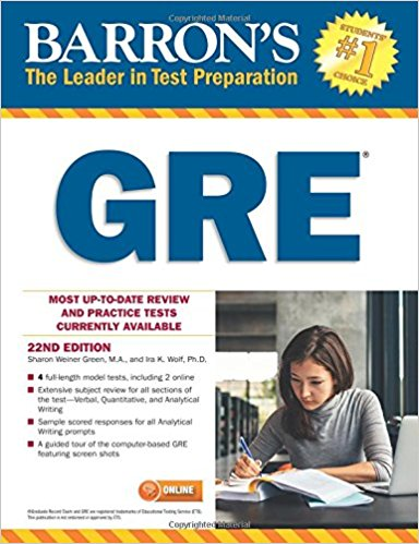 GRE Textbook