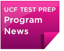 Link to UCF Test Prep Program News