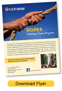 ROPES flyer